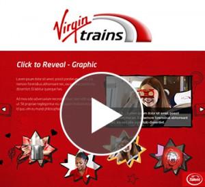 Virgin Cursim Template